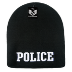 Police Law Enforcement Knit Beanie Cap - R90