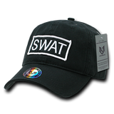 SWAT Police Baseball Hat Law Enforcement Public Safety Raid Cap - R91
