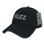 Police Baseball Cap Ripstop Hat Cop Officer Law Enforcement - Rapid Dominance S74