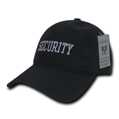 Security Baseball Cap Ripstop Hat Guard Public Safety - Rapid Dominance S74