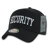 Security Baseball Cap Cotton Hat Guard Public Safety - Rapid Dominance S76