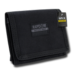 Rapid Dominance Tactical Tri-Fold Wallet Money Holder - Rapdom T105