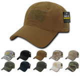 Tactical Operator Hat Relaxed Baseball Cap Patch Military Army - Rapdom T79
