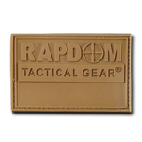 Tactical Rubber Patch, Flag, TBL, SWAT, Fire, Border Patrol, Police, Security, Sheriff, Medic - Rapdom T90