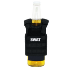 Rapid Dominance Tactical Mini Vest Bottle Koozie, Beverage Carrier - Rapdom T99