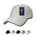 Wholesale Bulk Blank Flex Polo Dad Hats Cotton - Decky 114