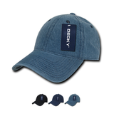 Wholesale Bulk Denim Baseball Cap - Decky 235