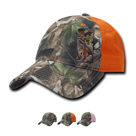 Wholesale Bulk Hybricam Camo Dad Hat - 228