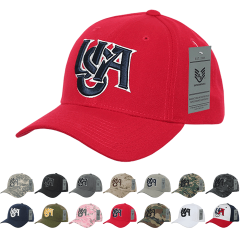 Wholesale Bulk USA America Baseball Hat - A14