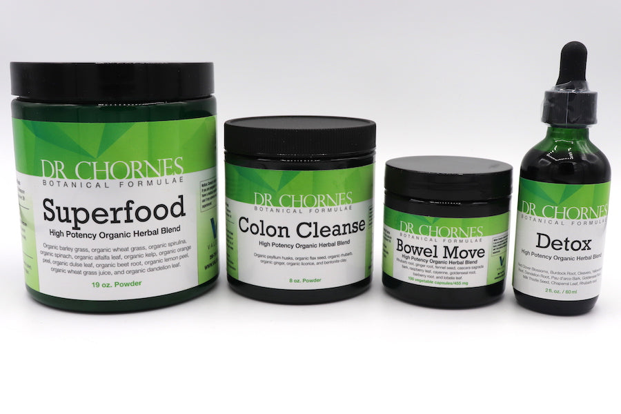 The Cleanse and Detox Kit