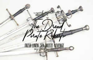 The Dread Pirate Roberts - May Book Bae Exclusive