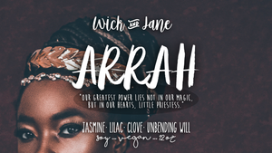 Arrah PREORDER (July Wick & Jane Book Club ♥ Kingdom of Souls)