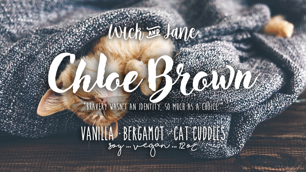Chloe Brown - May 2021 Book Bae Exclusive (Ships Mid-June 2021)