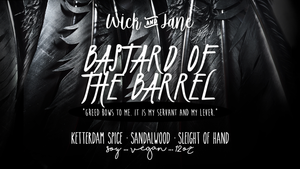 Bastard of the Barrel PREORDER (Ships mid-April)
