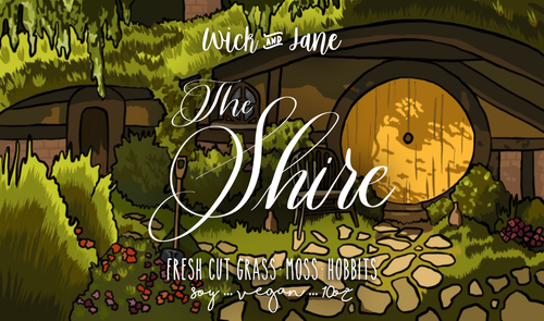 The Shire - Bookish Travel Series
