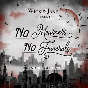 No Mourners No Funerals Candle Box Set (PLEASE ONLY ADD BOX UPGRADES TO THIS ORDER)