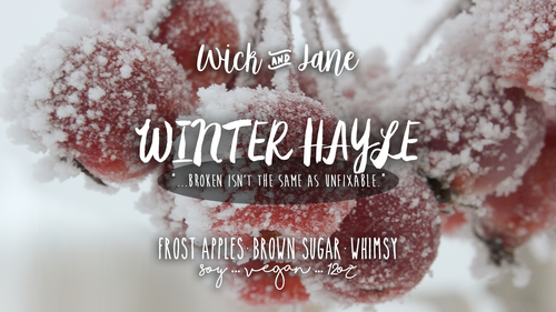Winter Hayle - July Book Bae Exclusive (SHIPS 7/10-7/15)
