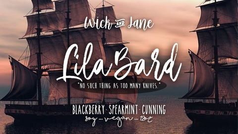 Lila Bard - June Book Bae Exclusive (SHIPS 6/10-6/15)
