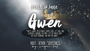 Gwen PREORDER (September Wick & Jane Book Club ♥ Once and Future)