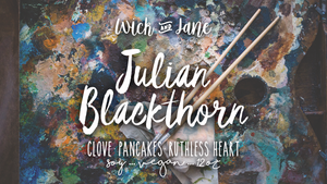 Julian Blackthorn - August Book Bae Exclusive