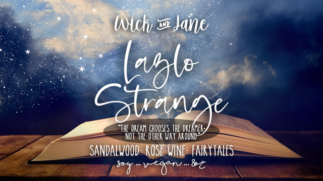 Lazlo Strange - December Book Bae Exclusive