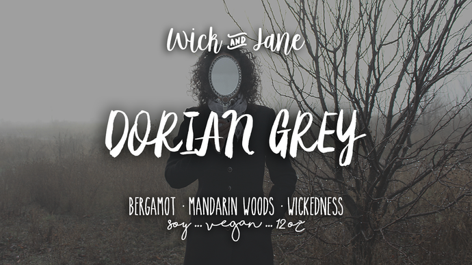 Dorian Gray - October Book Bae Exclusive (SHIPS 10/10-10/15)