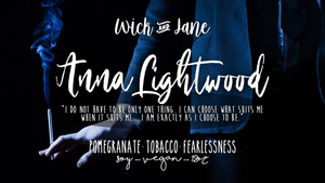Anna Lightwood - June Book Bae Exclusive (SHIPS 6/10-6/15)