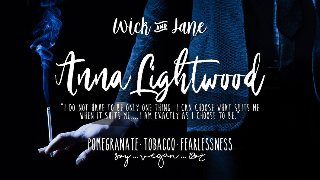 Anna Lightwood PREORDER (8-10 Weeks Processing Time)