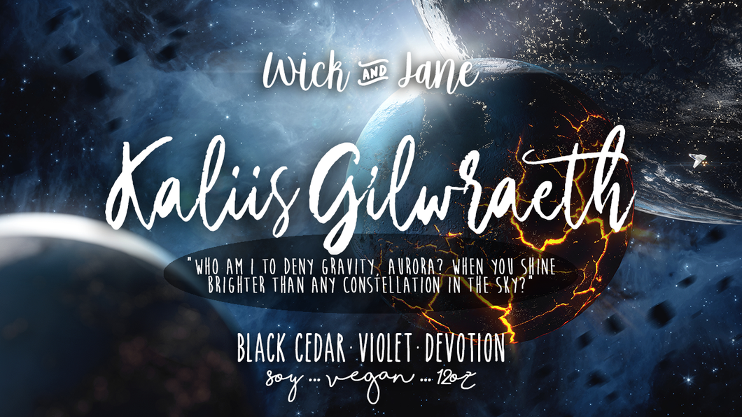 Kaliis Gilwraeth - May Book Bae Exclusive (SHIPS 5/10-5/15)