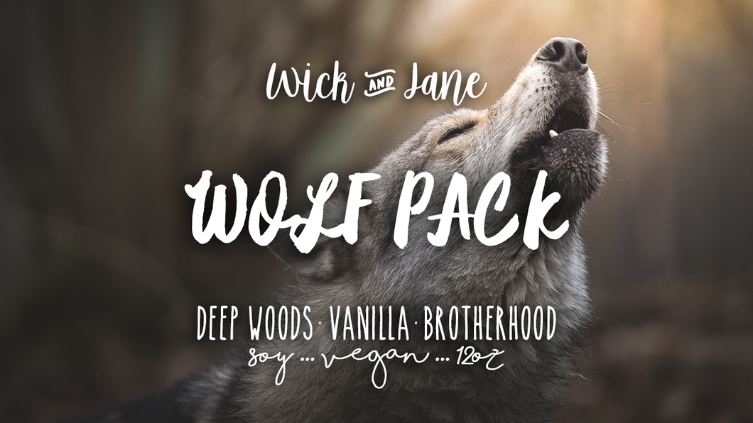 Wolf Pack TWILIGHT PREORDER (Ships end of September 2020)