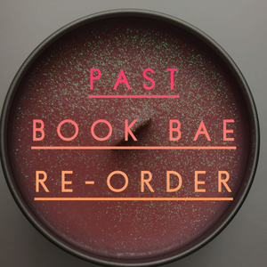 Past Book Bae & Pre-designed Custom RE-ORDER