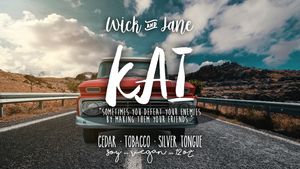 Kai PREORDER (August Wick & Jane Book Club ♥ Trail of Lightning)