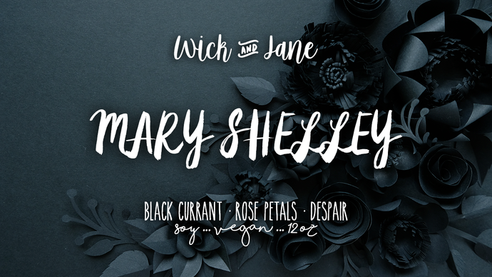 Mary Shelley - October Book Bae Exclusive (SHIPS 10/10-10/15)