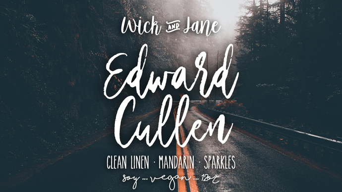 Edward Cullen - March Book Bae Exclusive (SHIPS 3/10-3/15)