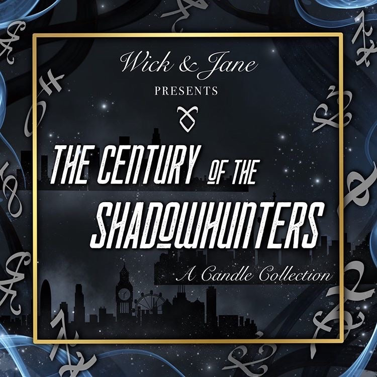 """The Century of the Shadowhunters"" Candle Box Set"