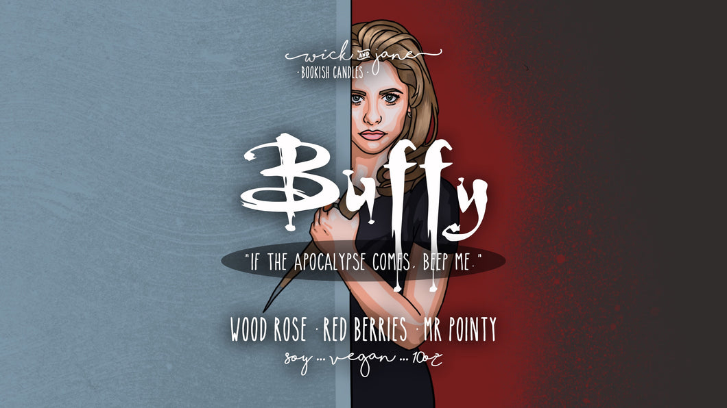 Buffy - August Book Bae Exclusive