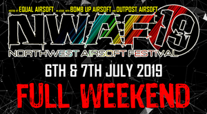 Airsoft Operstors Box to attend NWAF19