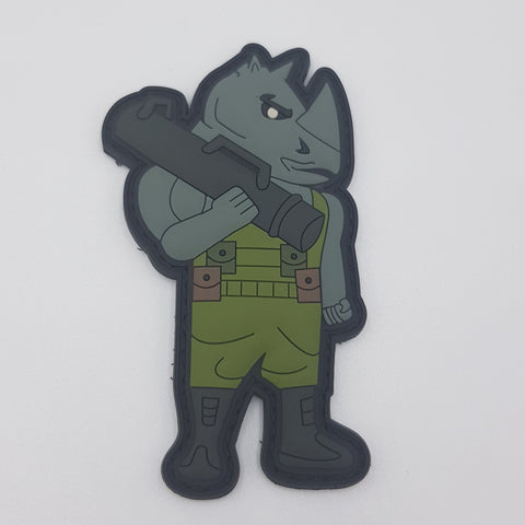 Tactical Rhino Patch