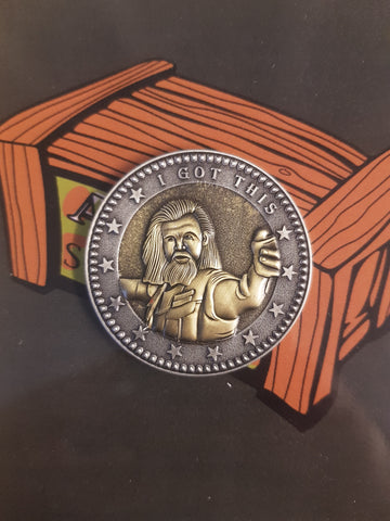 Opie Winston - S.O.A Challenge Coin