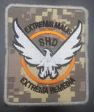 The Division embroidered Morale patches