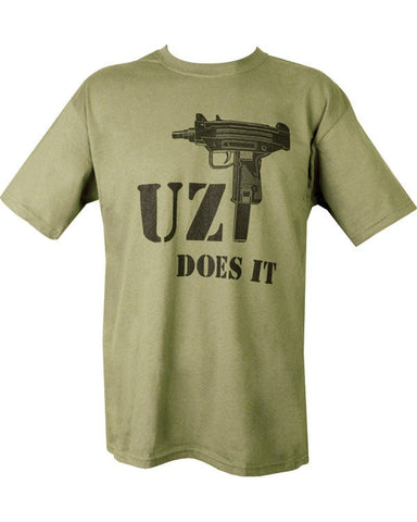 Uzi does it Tshirt