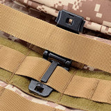 Molle 8 Mag Pouch with cover
