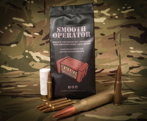 Airsoft Operators Box Smooth Operator Hot chocolate