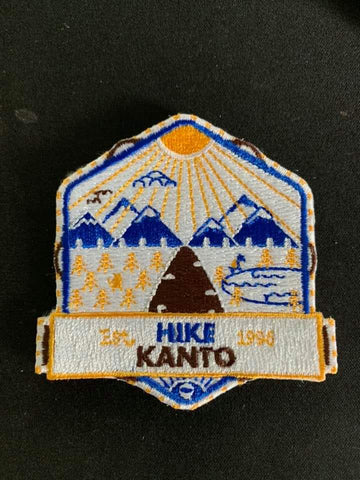 Hike Series of patches