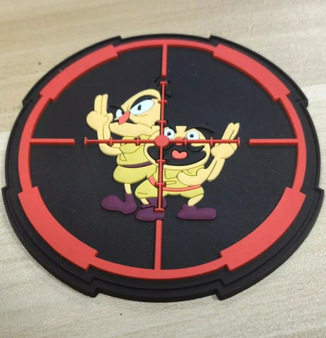 Dr Don & DR Dan crosshairs morale patch