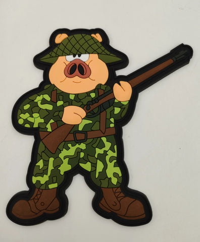 War pig Morale patch