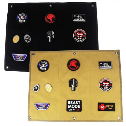 Patch mats/boards/panels
