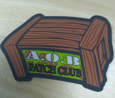 AOB Patch Club patch