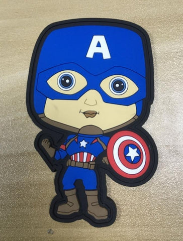 Captain America Morale Patch