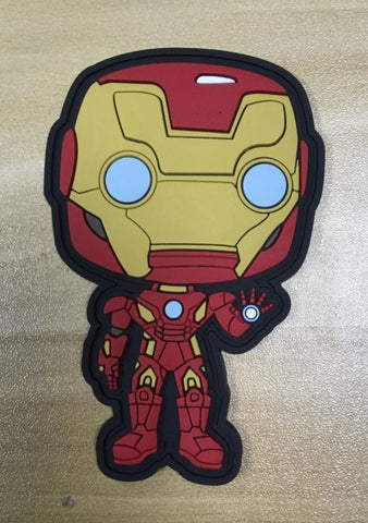 Iron Man Morale Patch